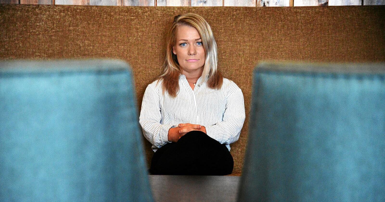 Sandra Borch i Senterpartiet har sett seg lei på at rovdyrnemndenes vedtak blir overprøvd.