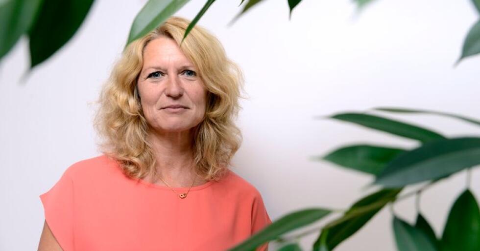 Generalsekretær Katrine Røed Meberg i Norsk Gartnerforbund vil ha på plass ei fagbrevutdanning for vidaregåandeelevar som vil verte gartnarar. Foto: Mariann Tvete