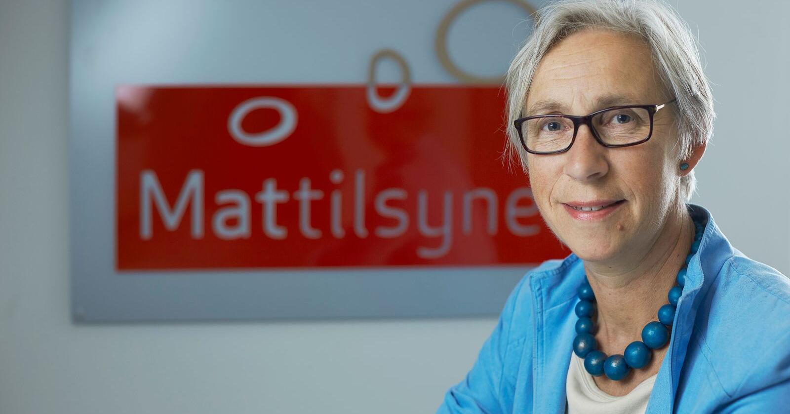 Karen Johanne Baalsrud, direktør i avdeling for planter og dyr i Mattilsynet