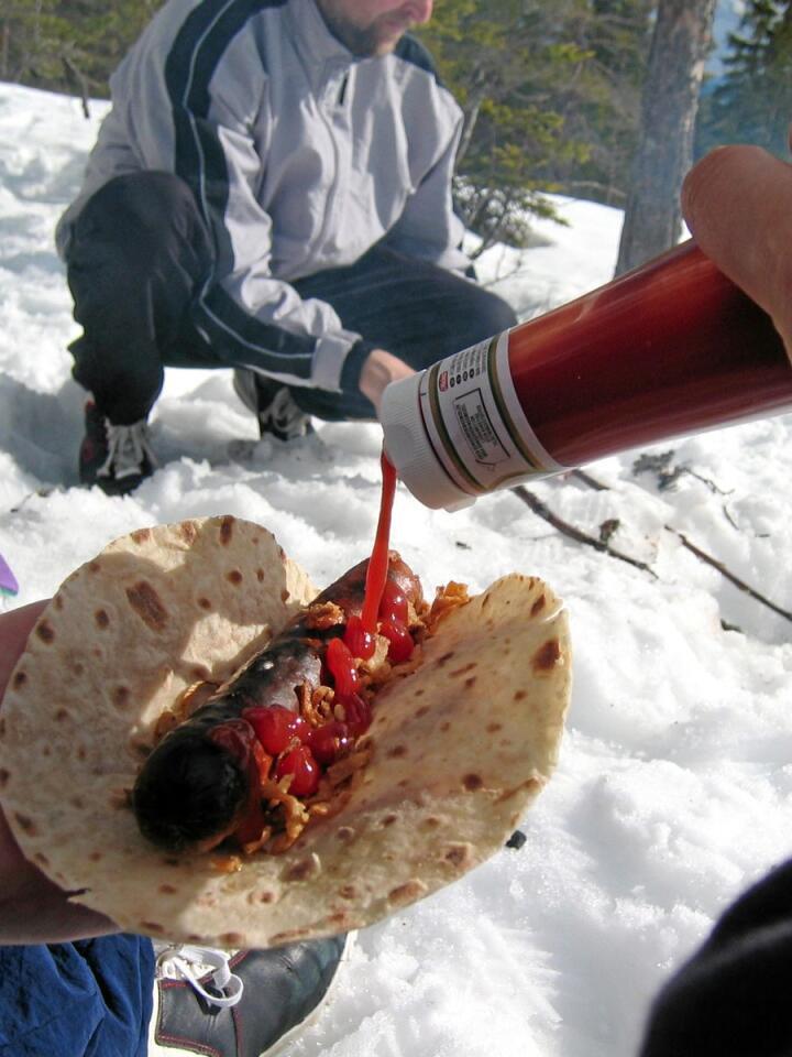 PØLSEOMRÅDER: I noen områder av Norge spises det betydelig mer pølse enn andre. Butikkjedene sier det «alltid» har vært slik, og at Gildes produkter er ekstra populære i disse områdene.  FOTO: Lise Åserud / NTB scanpix