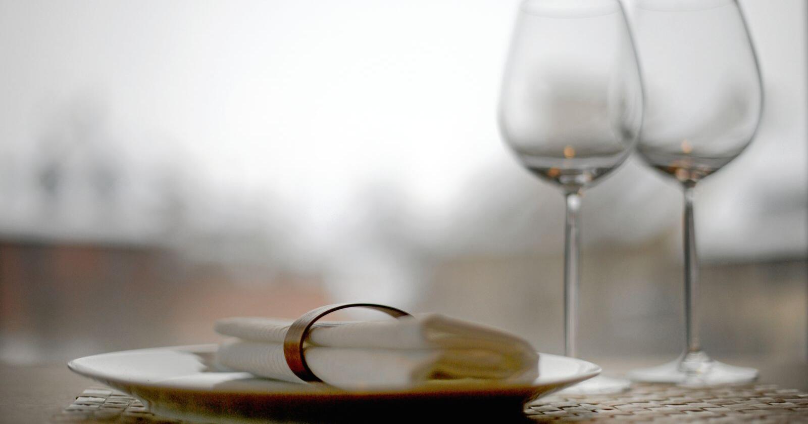 Restaurantbransjen er den som er blant de hardest rammede som følge av koronarestriksjonene, viser tall fra Brønnøysundregistrene. Illustrasjonsfoto: Frank May / NTB scanpix