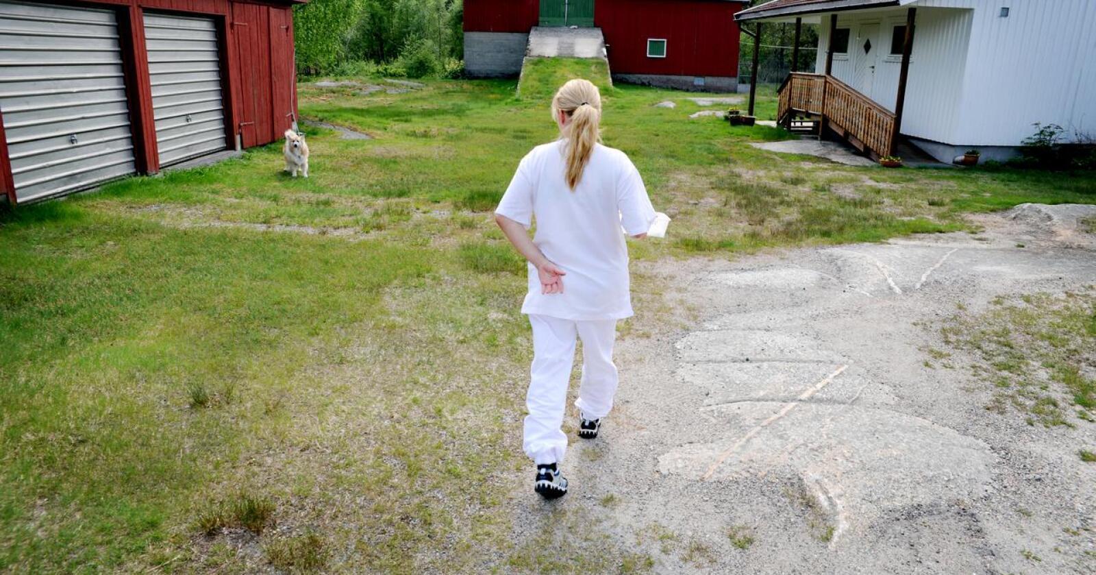 Fagforbundet organiserer nesten 400.000 offentlig ansatte i Norge og er det største LO-forbundet i landet. Nesten 70 prosent av de spurte i en medlemsundersøkelsen mener sentrale myndigheter ikke tar nok hensyn til Distrikts-Norge. Foto: Marianne Tvete
