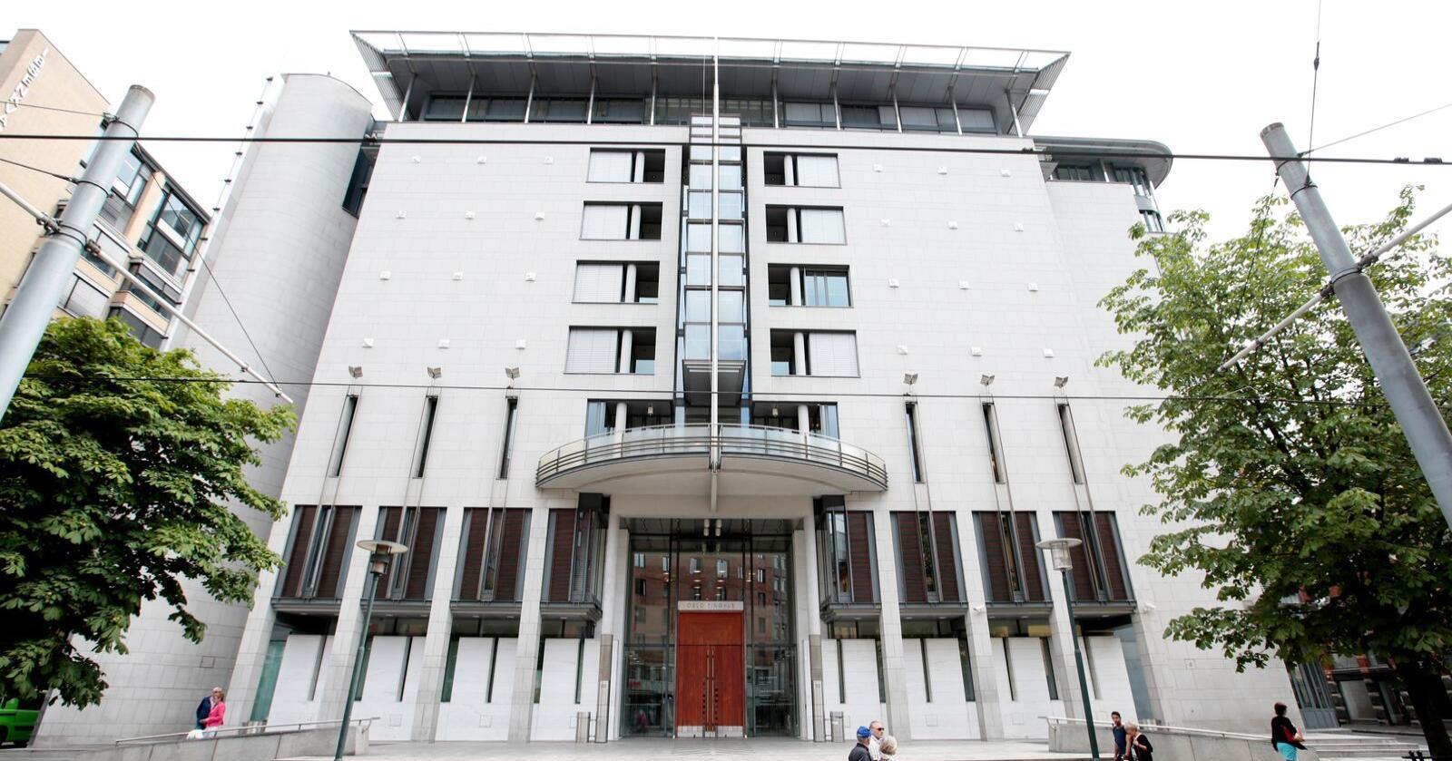 Nortura SA og deres tidligere kunde Foods AS møttes i januer til nye runder i retten i Oslo. Foto: Lise Åserud/NTB