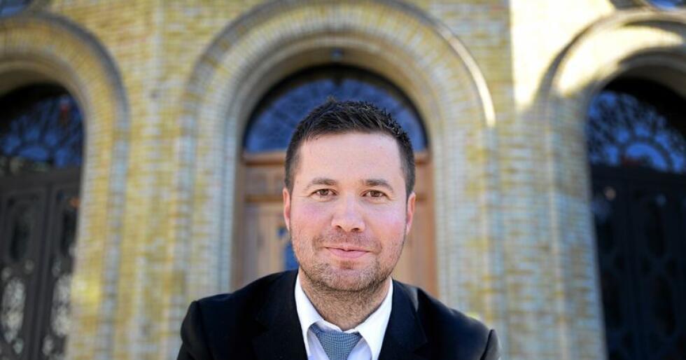 Geir Pollestad ( Sp) håper fristen for innspill i Mattilsynet-granskingen blir utsatt en uke. Foto: Siri Juell Rasmussen