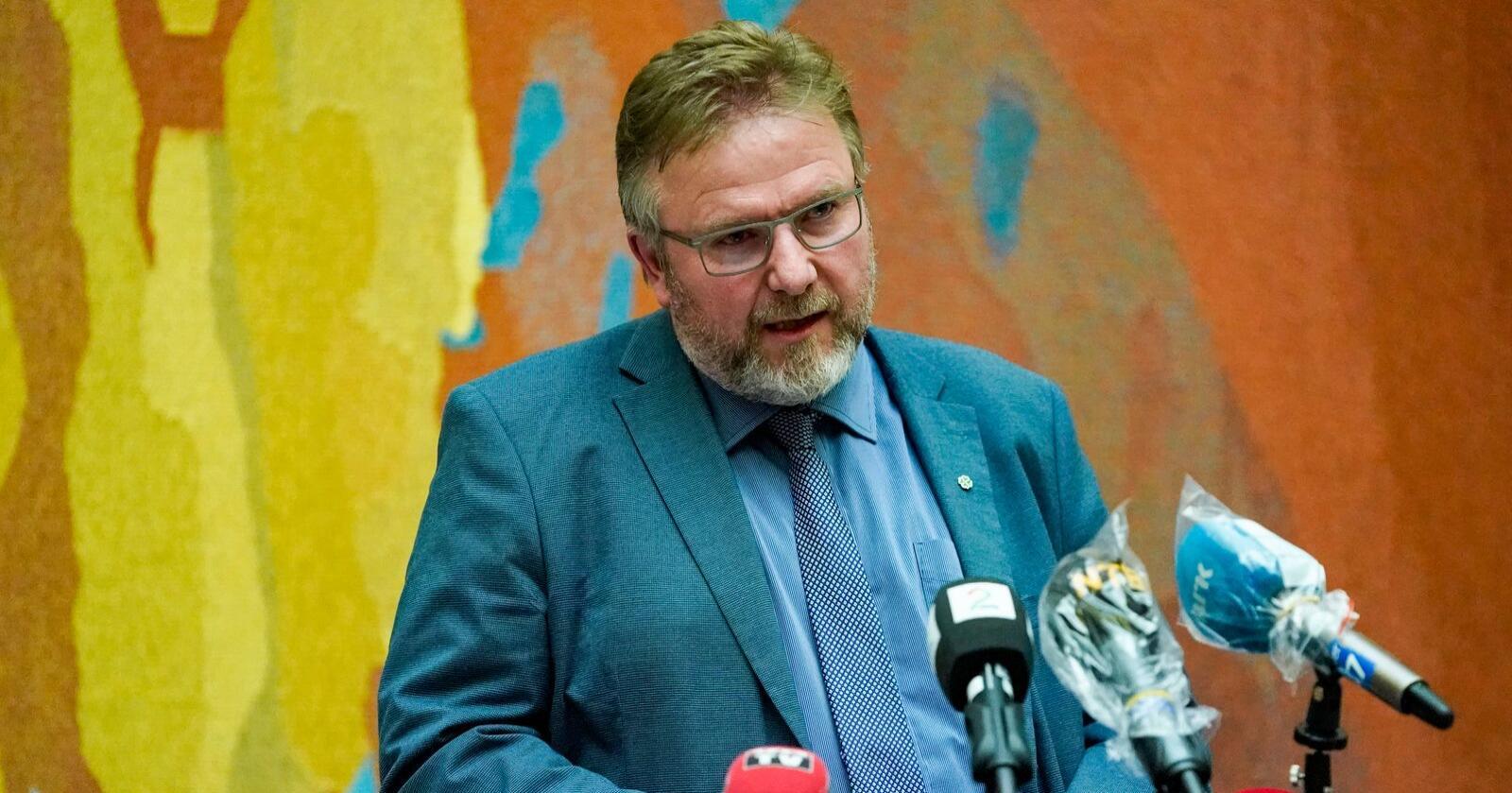Norge må ta grep nå, skriver Bengt Fasteraune (Sp).Foto: Fredrik Hagen / NTB scanpix