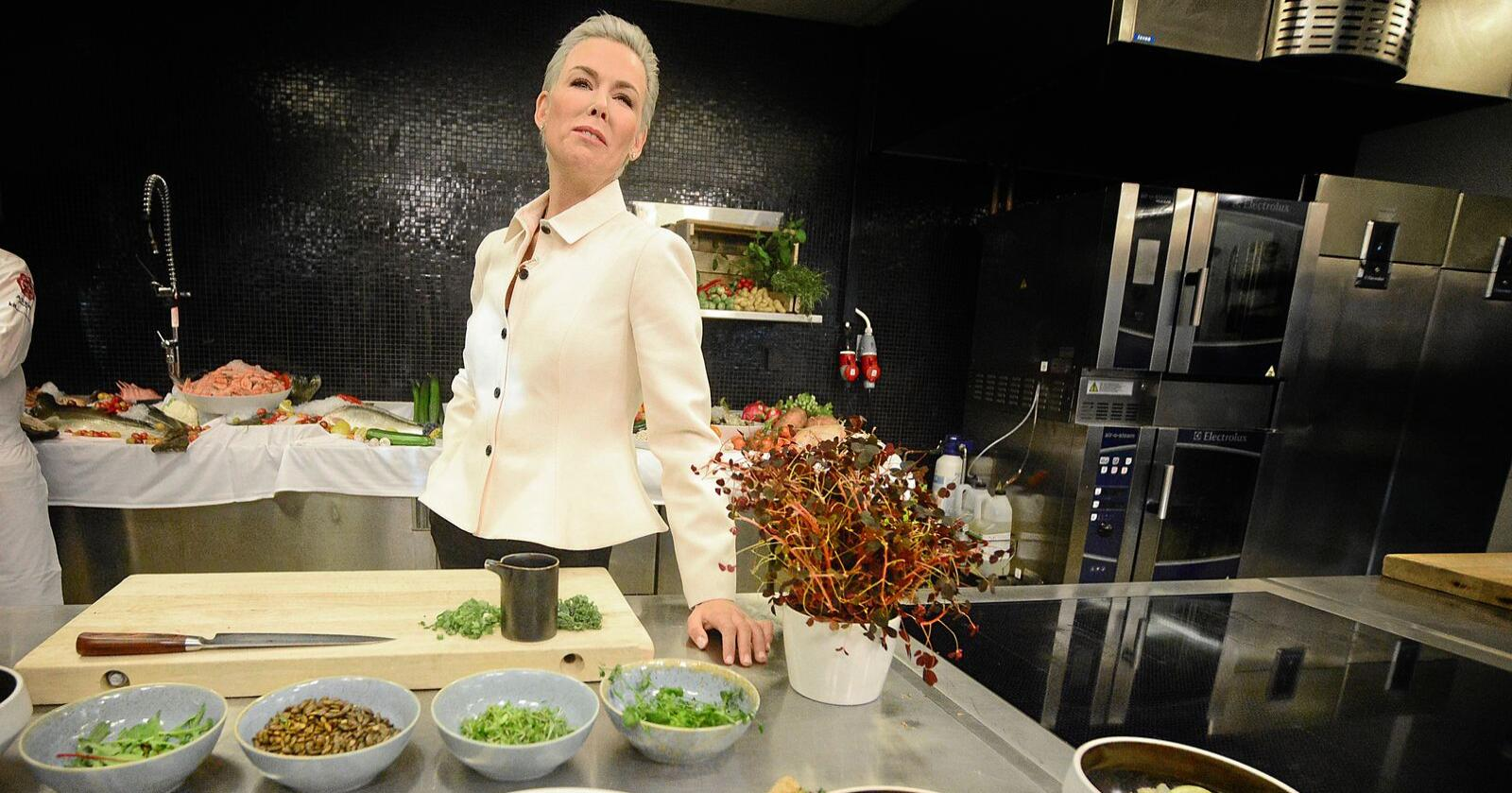 Makt: Gunhild Stordalen skal leie viktig arbeid i FN om berekraftig mat. Men gølymer heilt av maktperspektivet i den globale matdebatten. Foto: Siri Juell Rasmussen