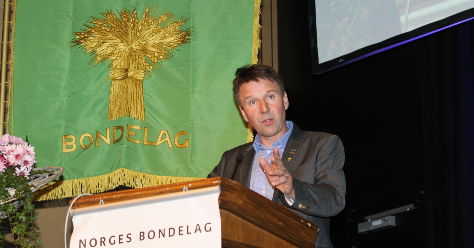 Etter seks år som leder i Norges Bondelag har Lars Petter Partnes varslet at han ikke stiller til gjenvalg på sommerens årsmøte.
