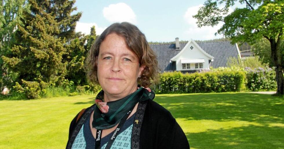 Elisabeth Gjems reagerer sterkt på at ulvejakta stoppes. Foto: Svein Egil Hatlevik