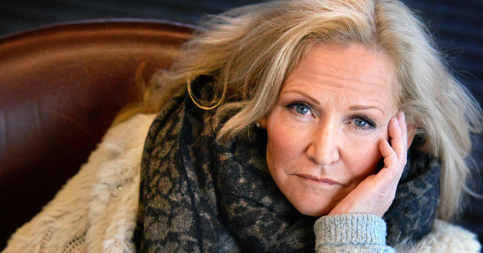 Guri Wormdahl forteller at hun hadde håpet at politkerne ikke skaper enda mer usikkerhet for pelsdyrnøndene og deres familier. Foto: Siri Juell Rasmussen