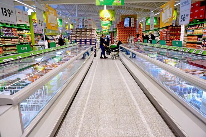 Hvilke matvarer bør stå på menyen dersom du vil ta vare på både helsa og miljøet? Foto: Mariann Tvete