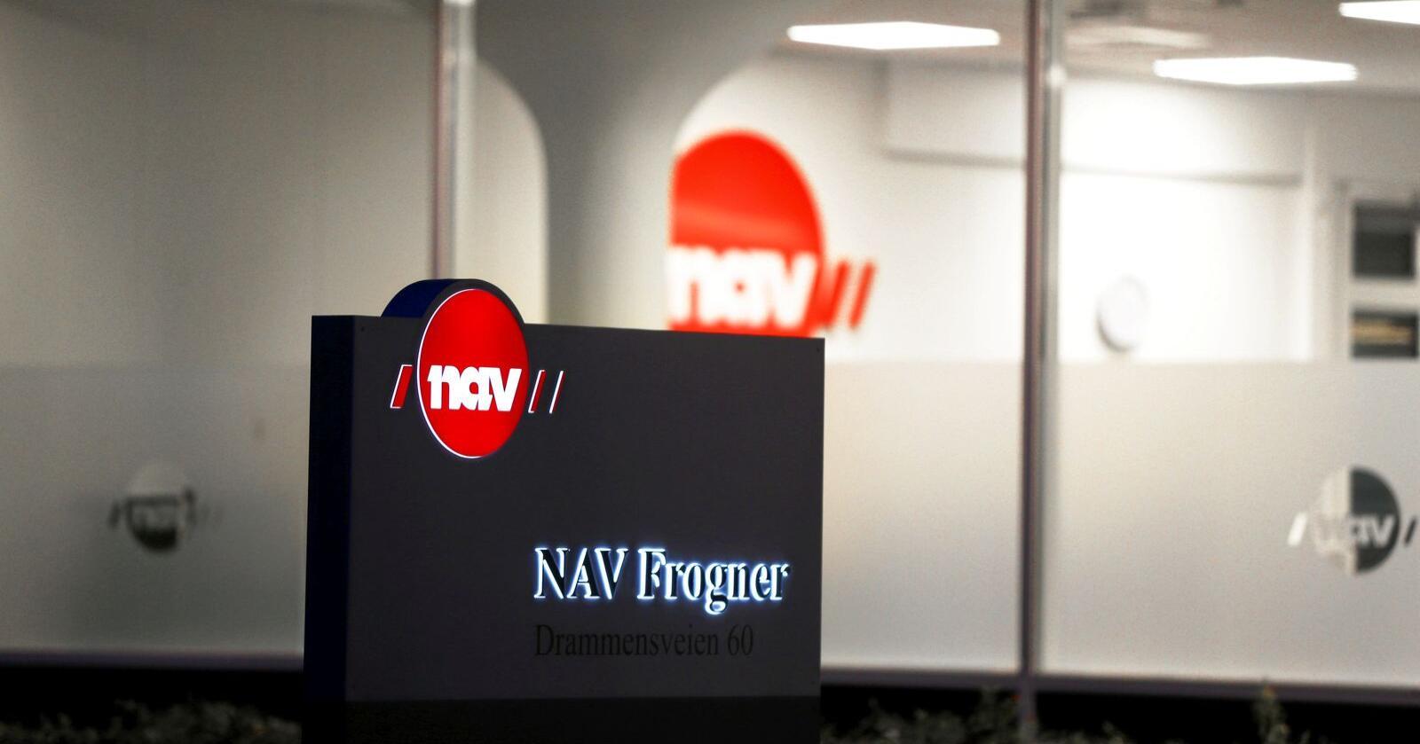 Også et reguleringslager: Nav. Foto: Ørn E. Borgen / NTB scanpix