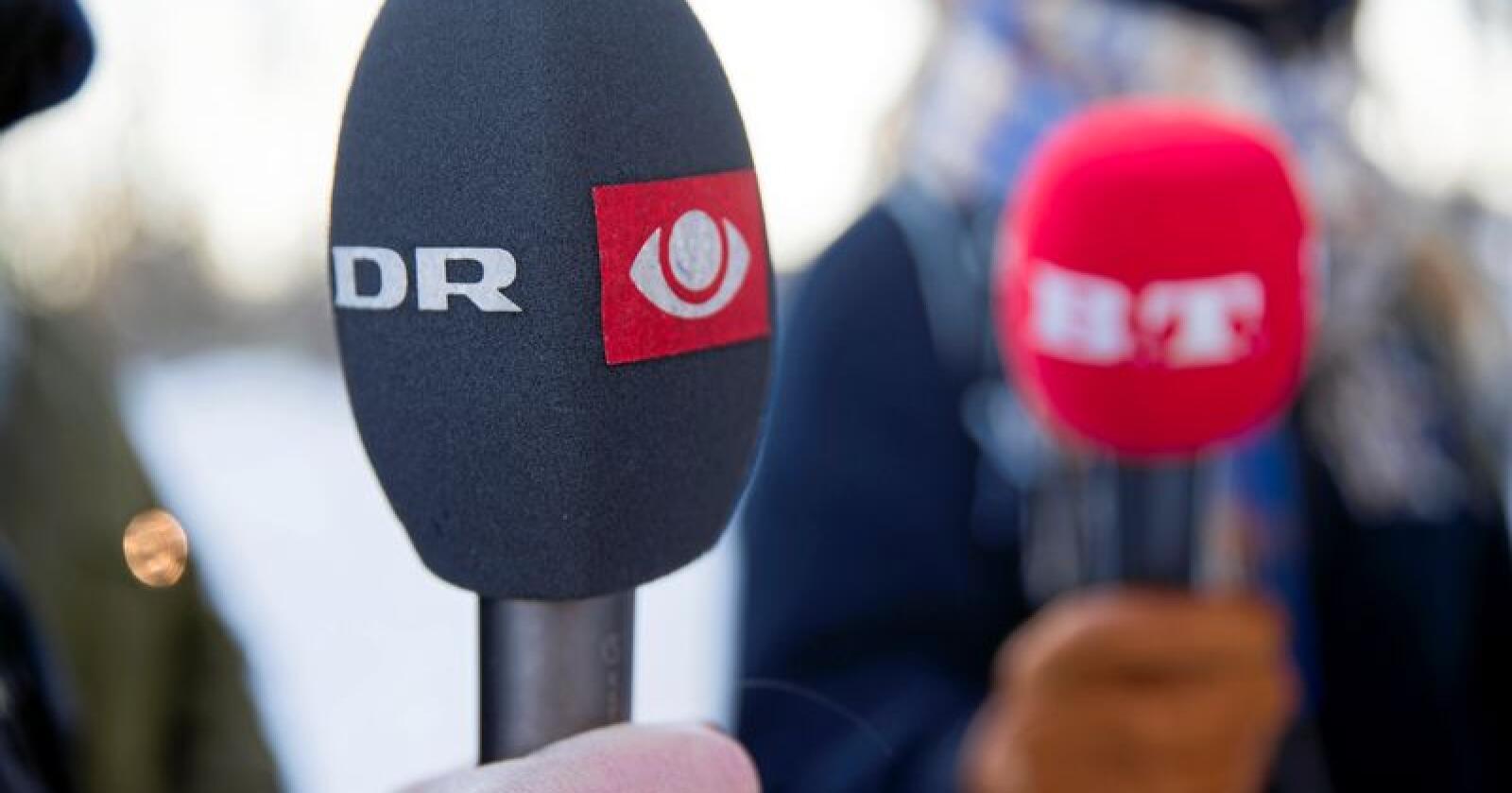 Den danske bondeorganisasjonen L&F klager Danmarks Radio inn til pressens klageorgan i Danmark. Foto: Berit Roald / NTB scanpix