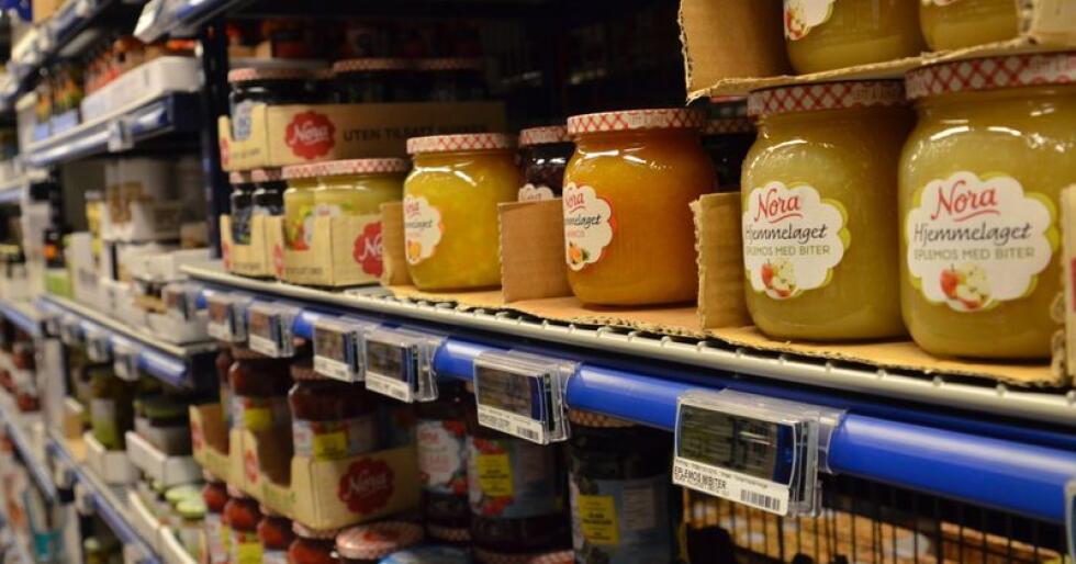 Årets nedgang i matvareprisene er langt sterkere enn gjennomsnittet. (Foto: Karl Erik Berge)