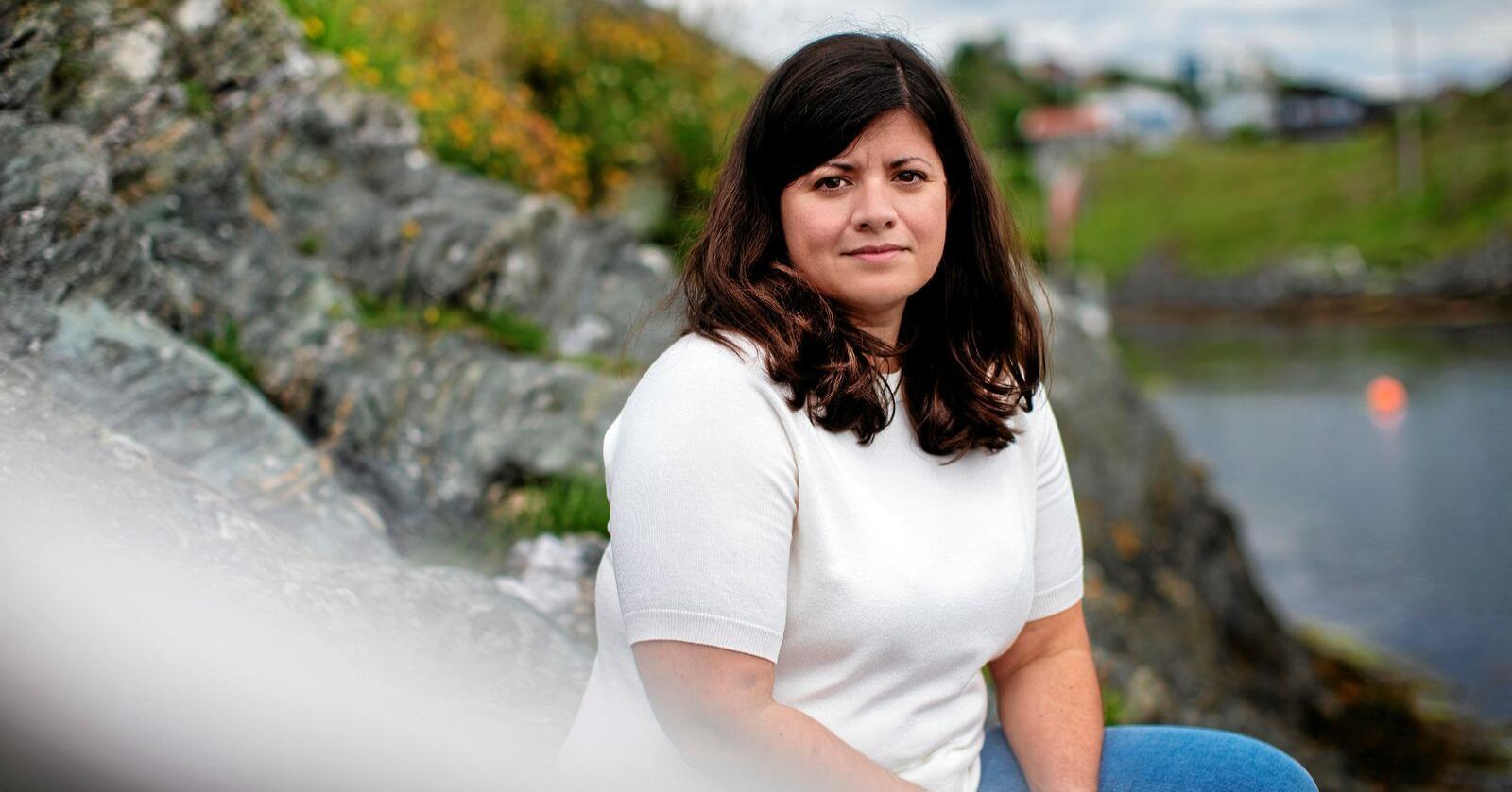 Sammen med Lundteigen skal vi presse på for at bærekraftig bruk av natur blir et viktig tema i det kommende stortingsvalget, skriver Karoline Andaur. Foto: Haakon Nordvik