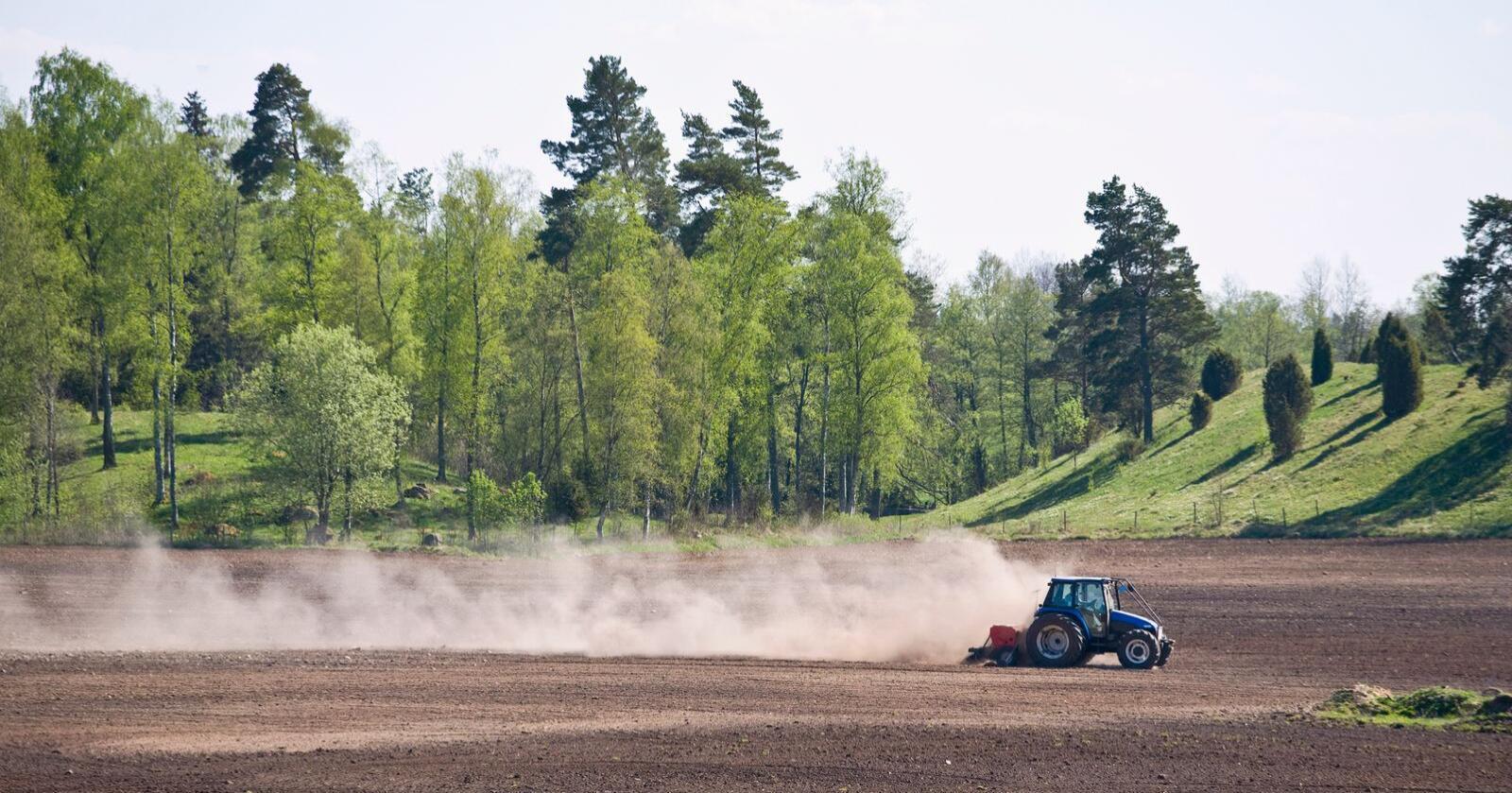 Så mye mer: Gården er en kulturbærer som rommer så mye mer enn et næringsbygg og areal, skriver Høyres landbruksnettverk. Foto: Mostphotos
