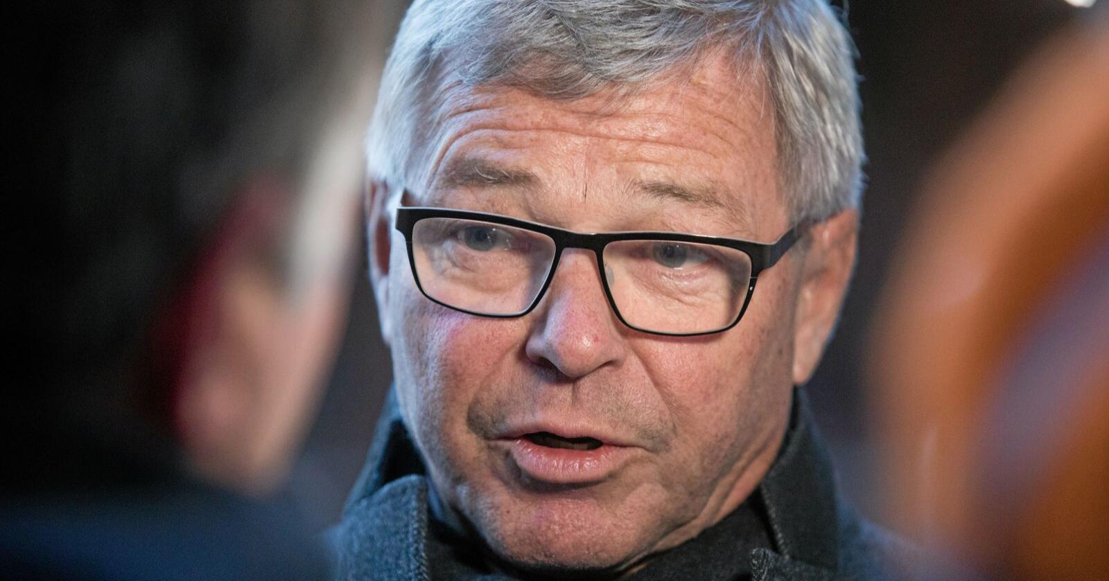 Kjell Magne Bondevik mener bønder bør anerkjennes for den jobben de gjør, også inntektsmessig. Foto: Audun Braastad / NTB scanpix