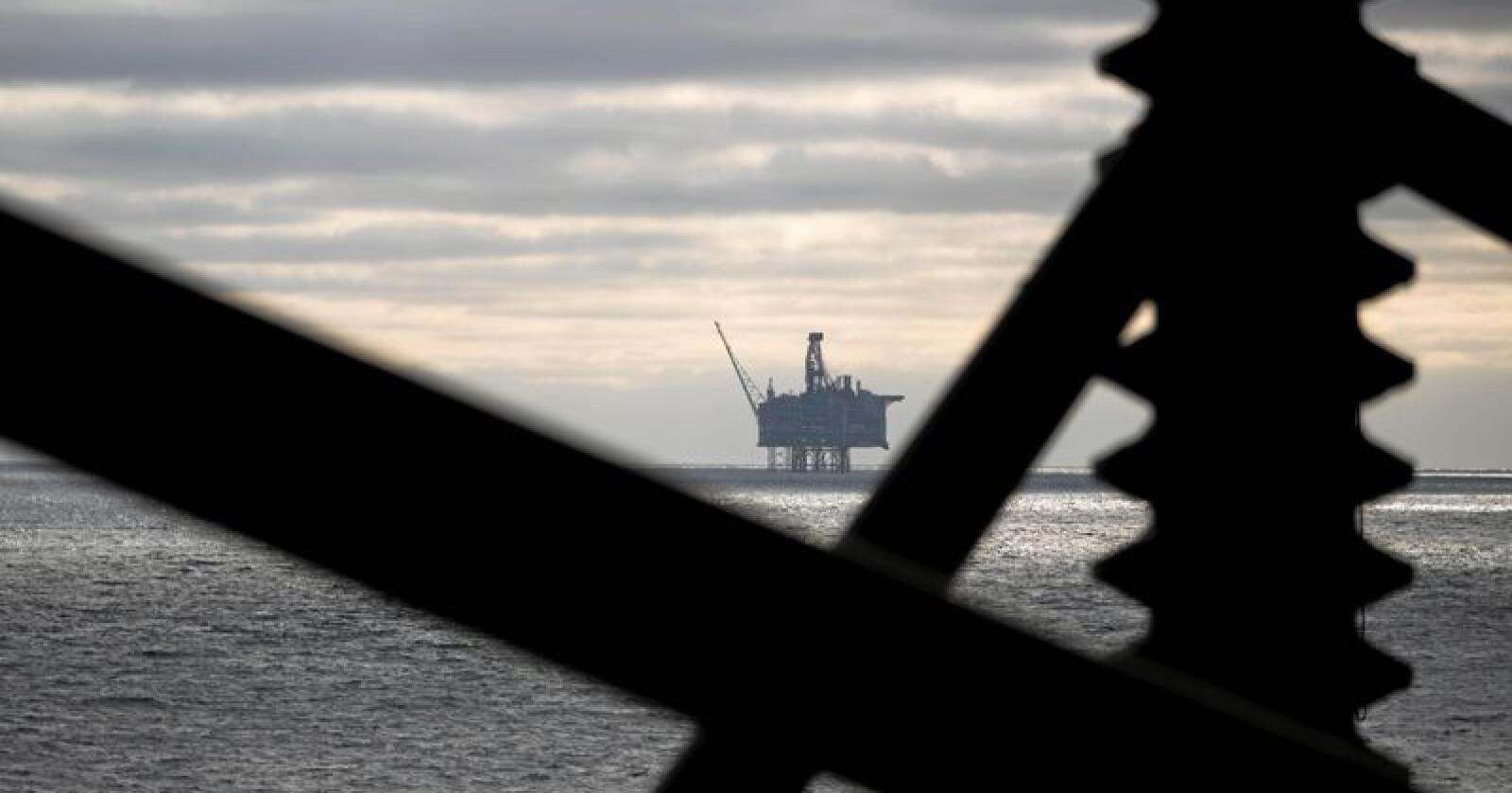 Velferd: Olje og gass har gjor oss rike, skriver Noralv Veggeland. Foto: Håkon Mosvold Larsen / NTB scanpix