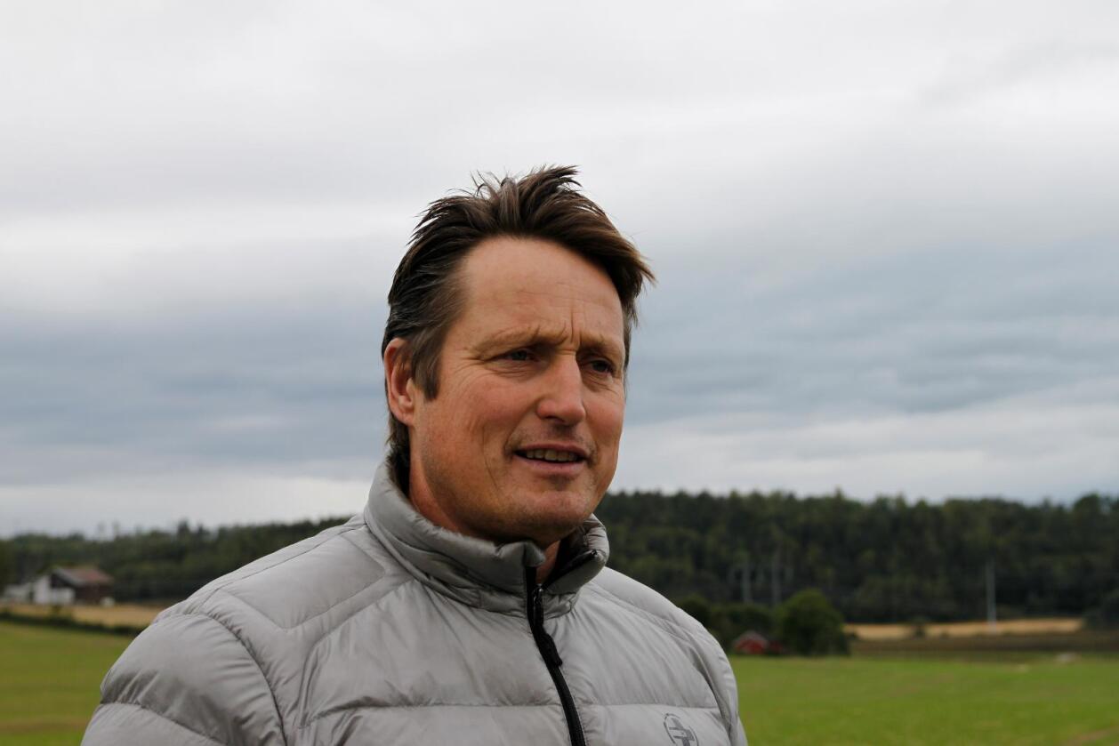 Motivert: For 17 år siden startet Håkon Huseby i Ås med redusert jordarbeiding. Han var motivert av en dyktig rådgiver i NLR, tilskudd til redusert jordarbeiding og muligheten for å spare tid i åkeren, samtidig som at avlingene skulle opprettholdes og helst økes.
