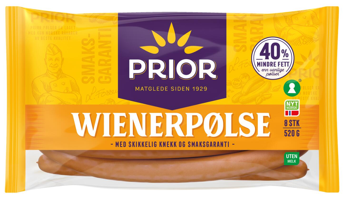 Feilmerket: I 1929 ville ingen pølsemaker ha blandet fugl i wienerpølser og kalt det matglede. Foto: Prior