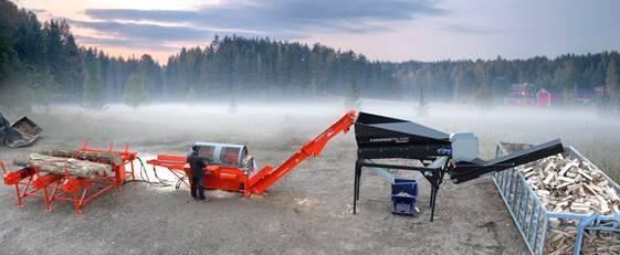 Hakki Pilke: Agro Traders, som blant annet importerer vedmaskinene fra Hakki Pilke, har ansatt Arne Røed