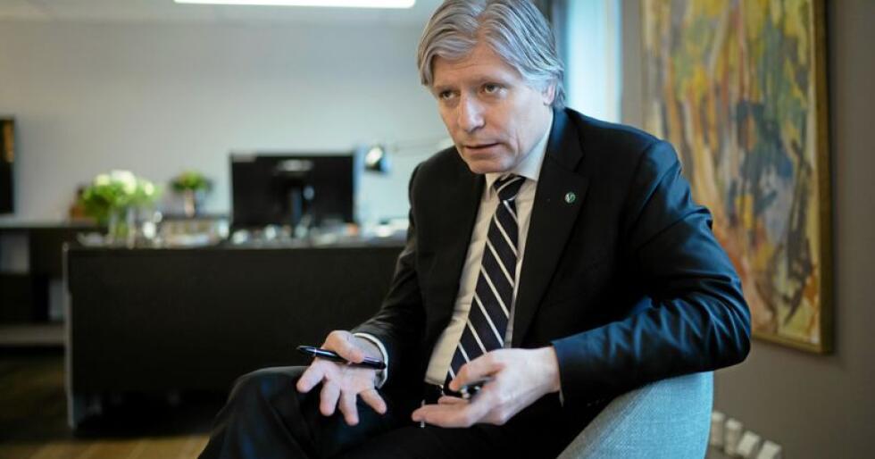 Klima- og miljøminister Ola Elvestuen (V) tar intiativ til å gjøre mange endringer i rovviltforvaltingen. Foto: Ketil Blom Haugstulen
