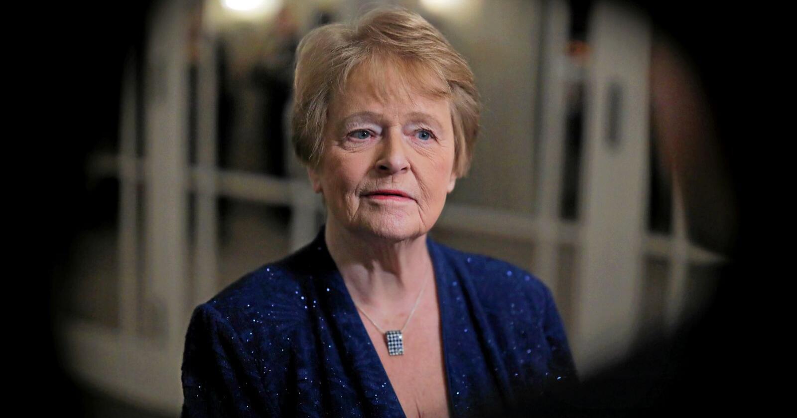 Advarer: Tidligere WHO-sjef Gro Harlem Brundtland advarer mot å svekke Verdens Handelsorganisasjon. Foto: Ørn E. Borgen / NTB scanpix