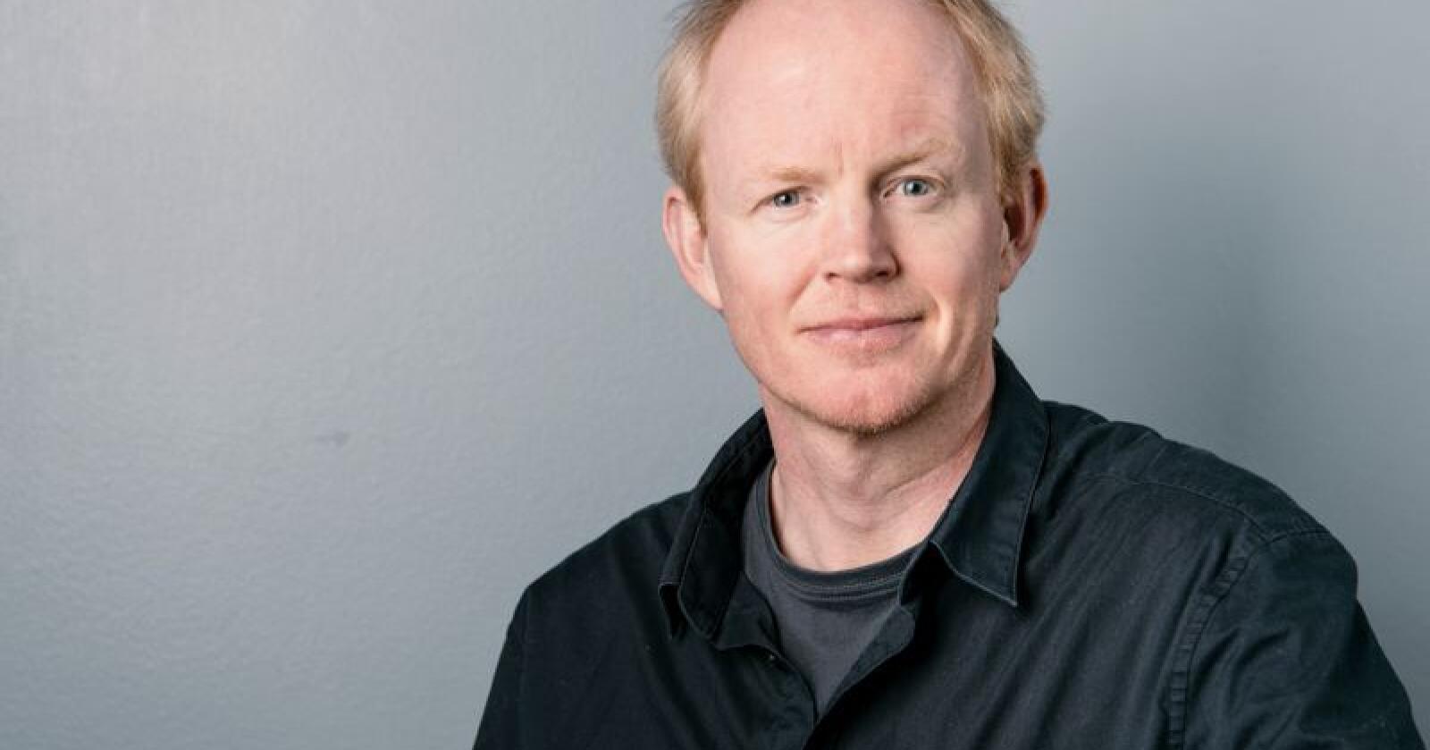 Lars Haltbrekken er stortingsrepresentant for SV, og tidligere leder i Naturvernforbundet.(Foto: Marius Nyheim Kristoffersen)