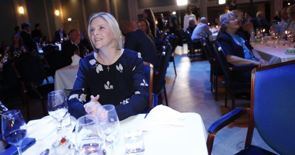 Sylvi Listhaug vil ikke utfordre Siv Jensen som partileder. Foto: Stian Lysberg Solum / NTB scanpix