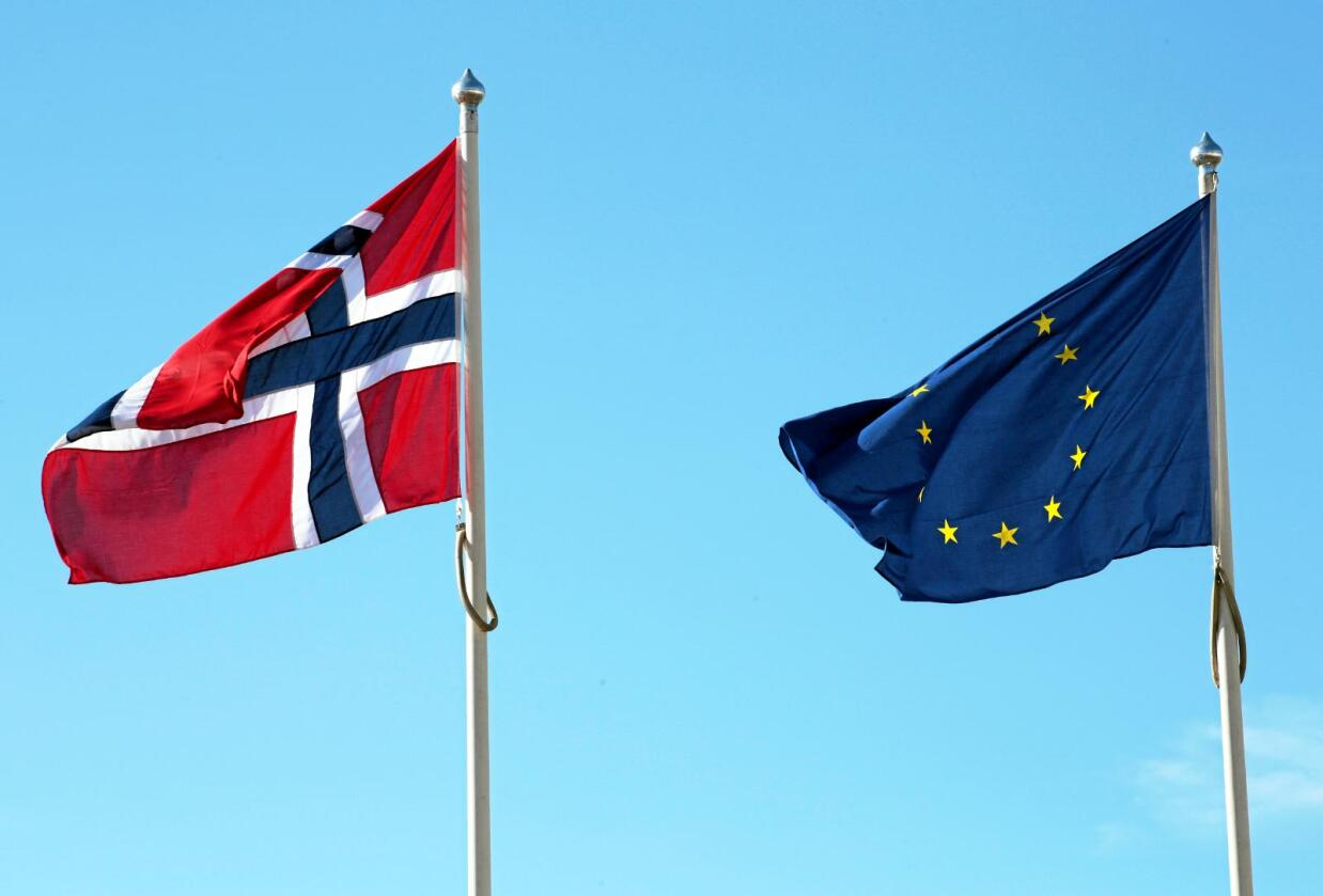 Splittet: Politikernes håndtering av EU-forholdet har splittet samfunnet i tre leire, skriver innsenderen. Foto: NTB scanpix