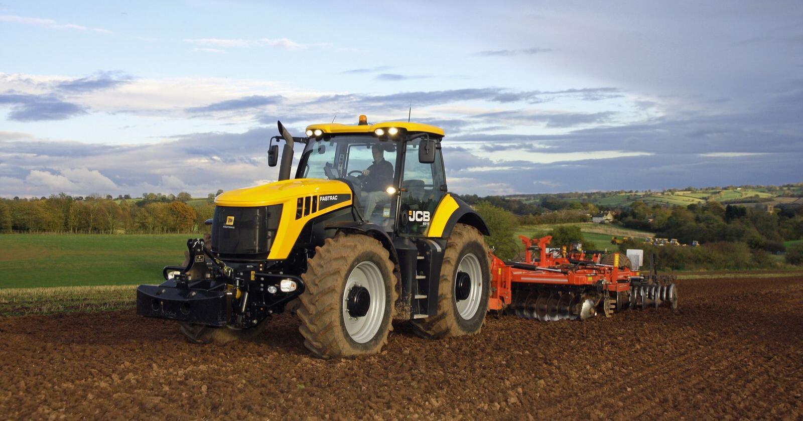 Traktorsalget påvirkes av koronaepemien også på de britiske øyer. I mai falt antall nyregistreringer med 42 prosent.