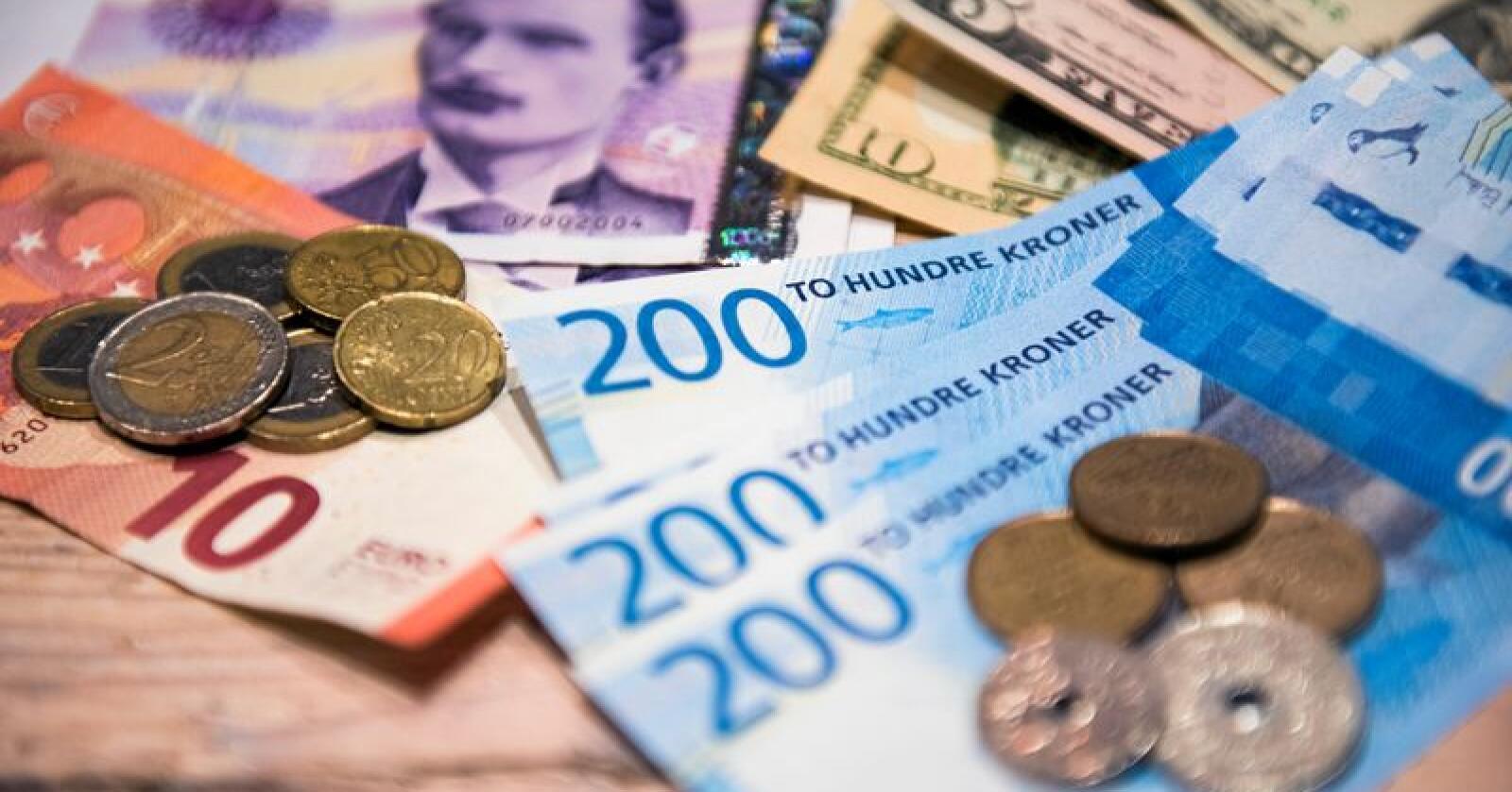 De fleste av de rikeste i Norge bor i, eller rundt Oslo. Foto: Jon Olav Nesvold / NTB scanpix