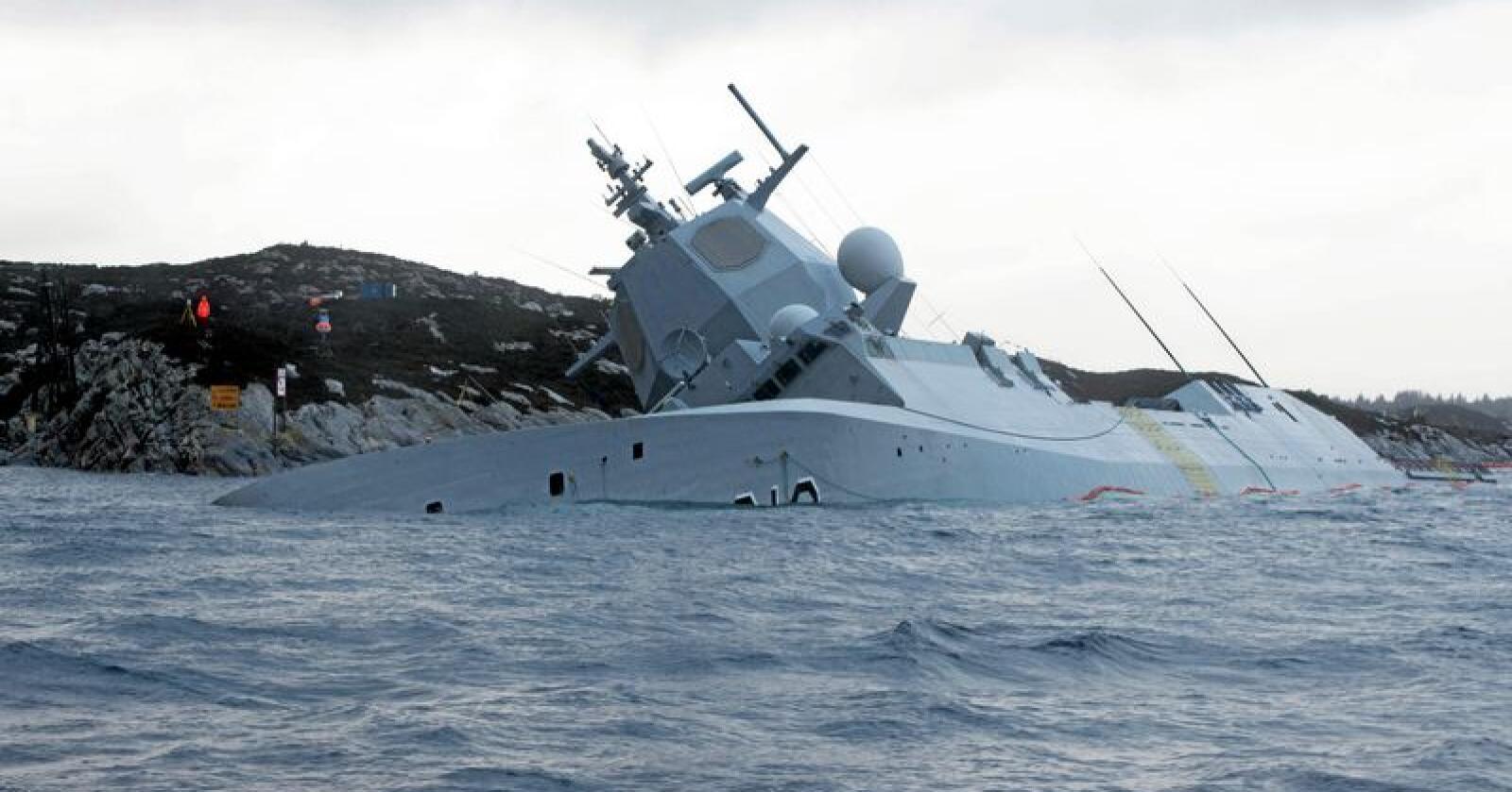 """Mange var med. Hadde ingen ansvar for """"Helge Ingstad""""-forliset?Foto: Terje Pedersen / NTB scanpix"""