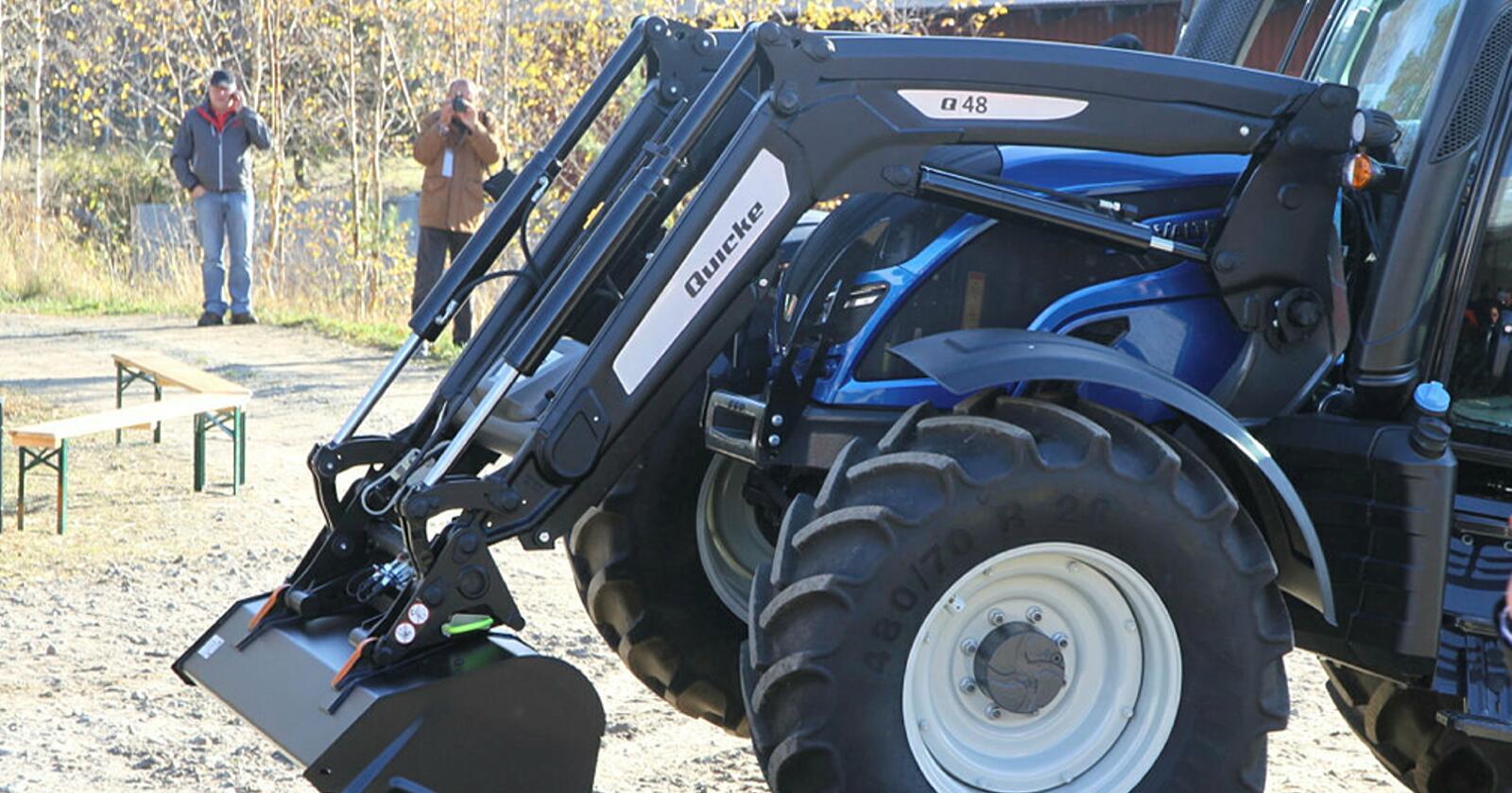 (Foto: Arkivfoto Traktor)