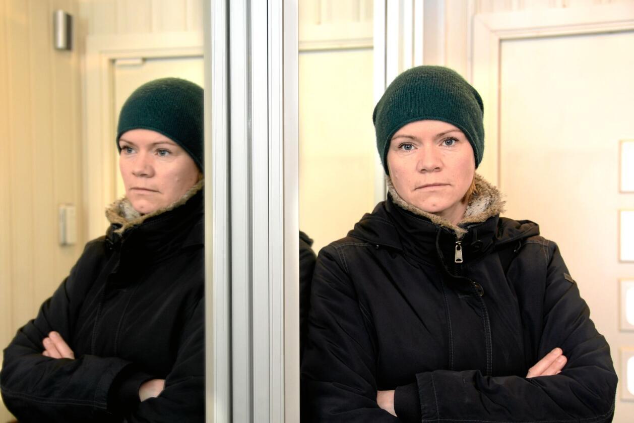 Anja Fyksen Lillehaug,  rådgiver i Norges Bondelag. Foto: Siri Juell Rasmussen