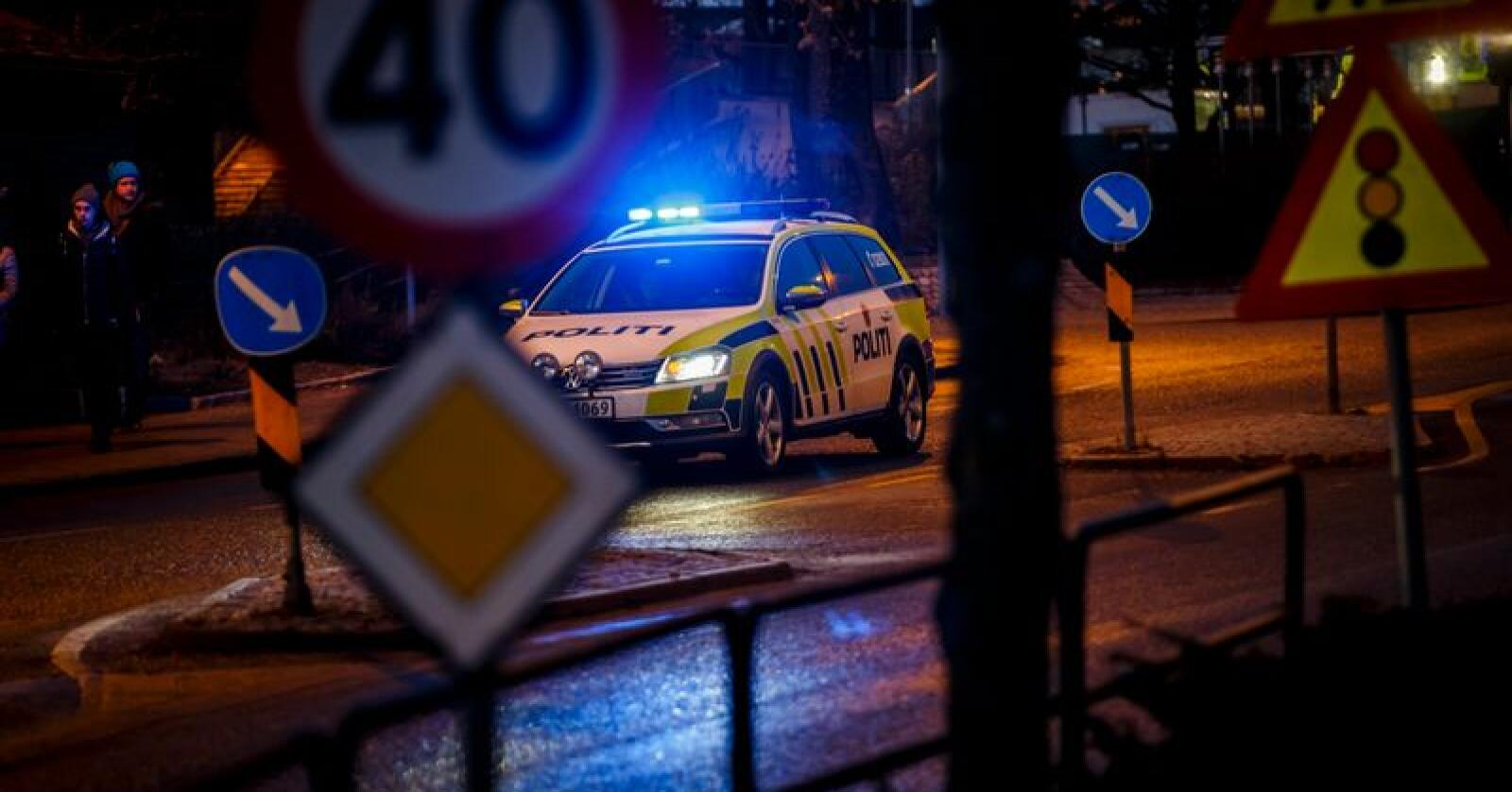 Senterpartiet har vært sterke motstandere av politireformen, særlig da 126 lensmannskontorer ble lagt ned, og ordningen med politikontakter erstattet lensmennene.  Foto: Heiko Junge / NTB scanpix