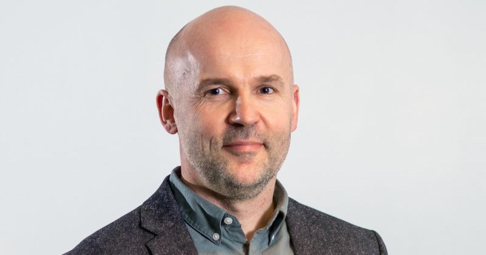 Tor Henrik Jule, styreleder Norsvin
