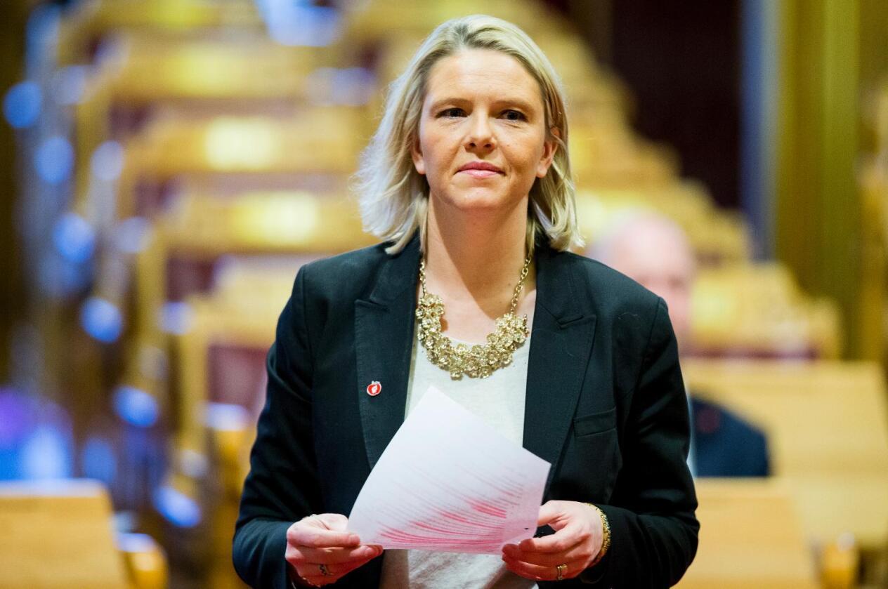 Symbolet på årets trender: Sylvi Listhaug og Rasmus Hansson må bli årets navn i norsk politikk. Foto: NTB scanpix