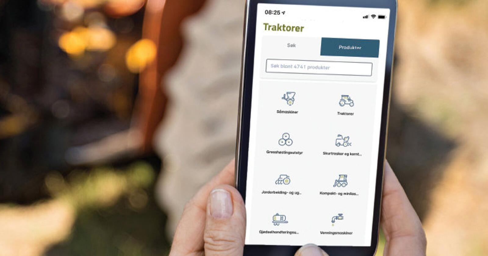 Nøkkeldata på nett er tilpasset mobil, slik at du alltid har informasjonen tilgjengelig