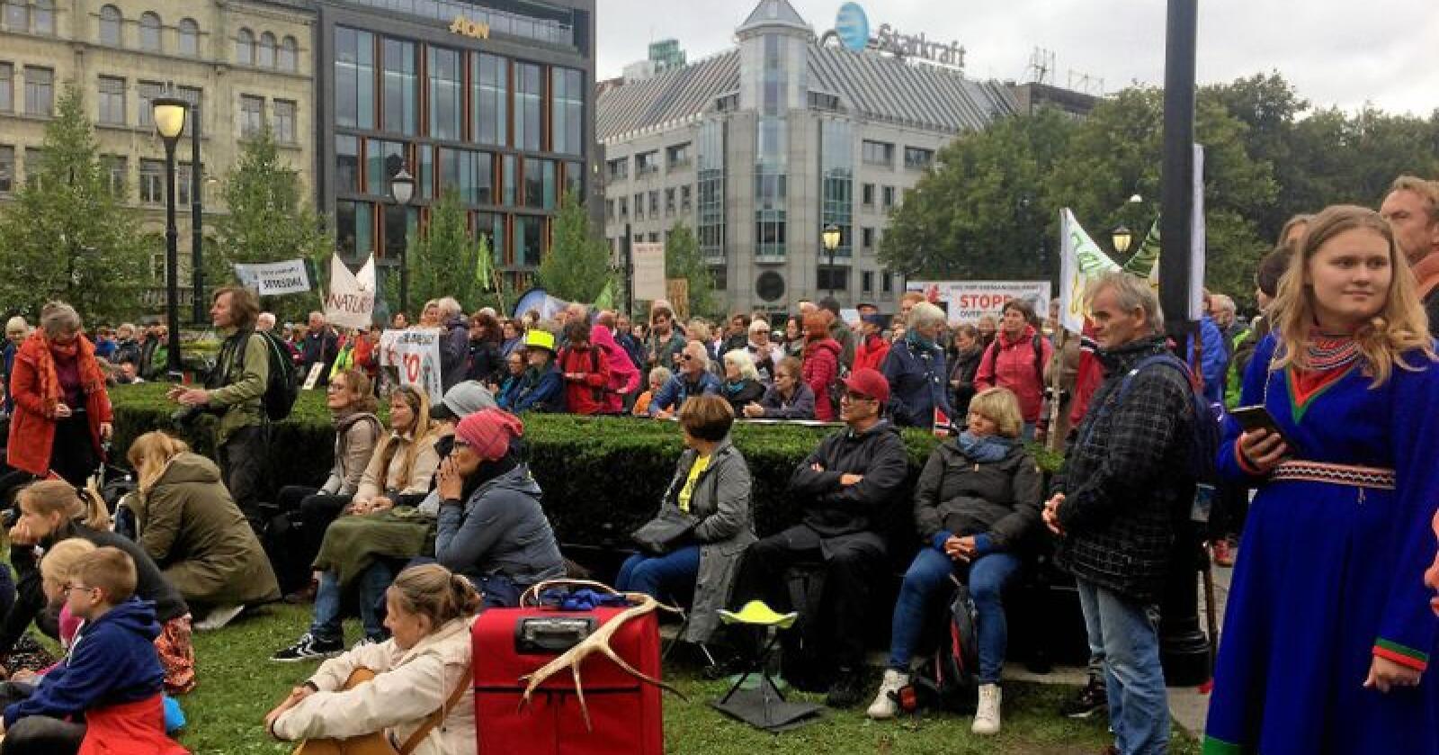 Foto: Beate Haugtrø / NPK