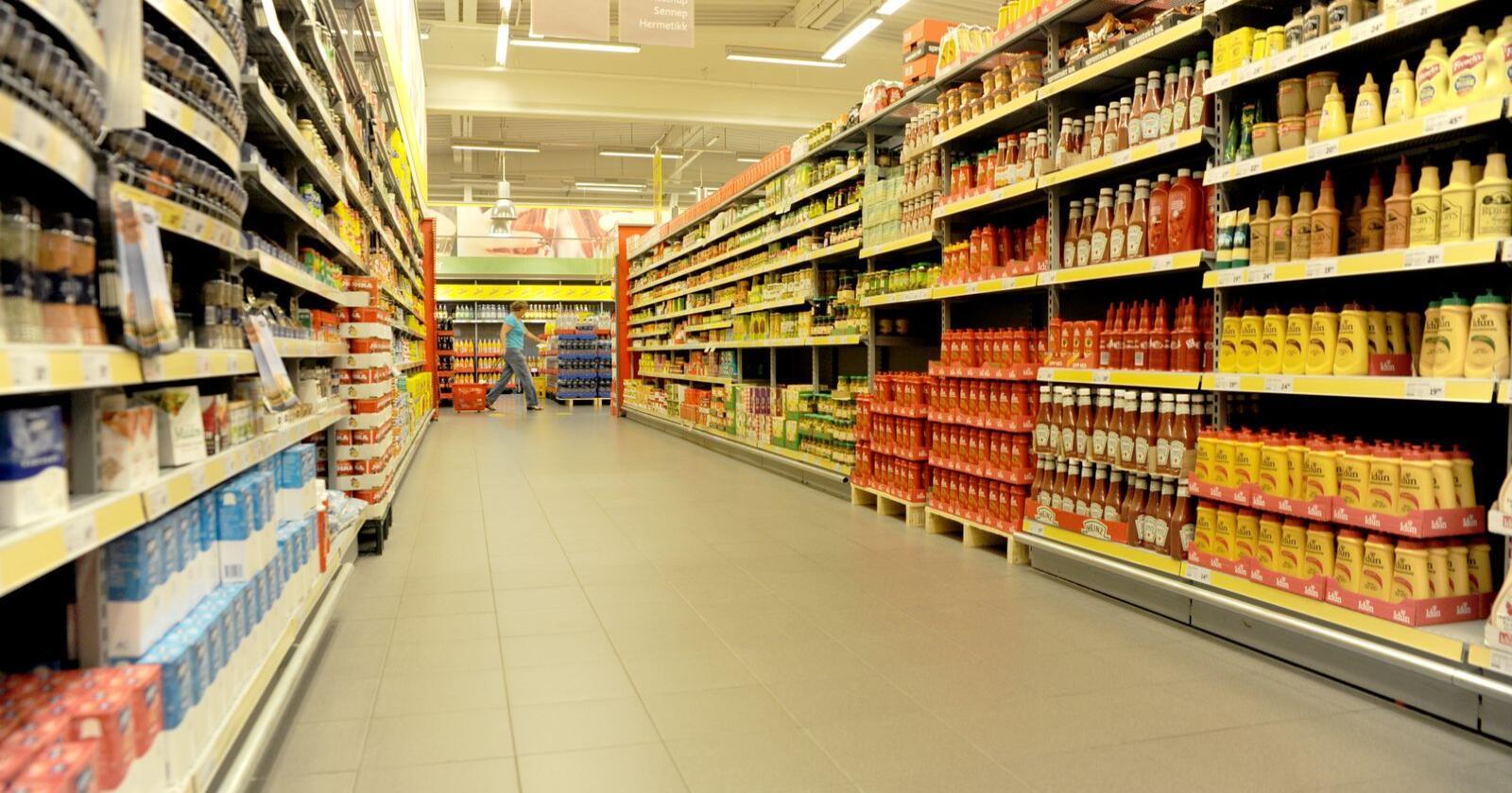 Næringsmiddelindustrien har auka med 4,1 prosent under koronakrisa. Foto: Mariann Tvete