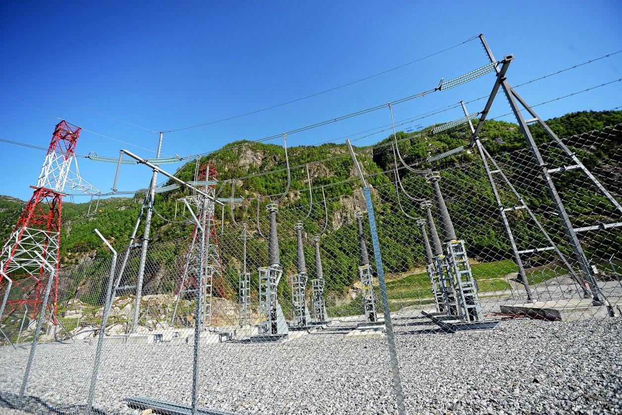Vestland fylkeskommune fraråder den omstride kraftkabelen NorthConnect. Foto: Siri Juell Rasmussen