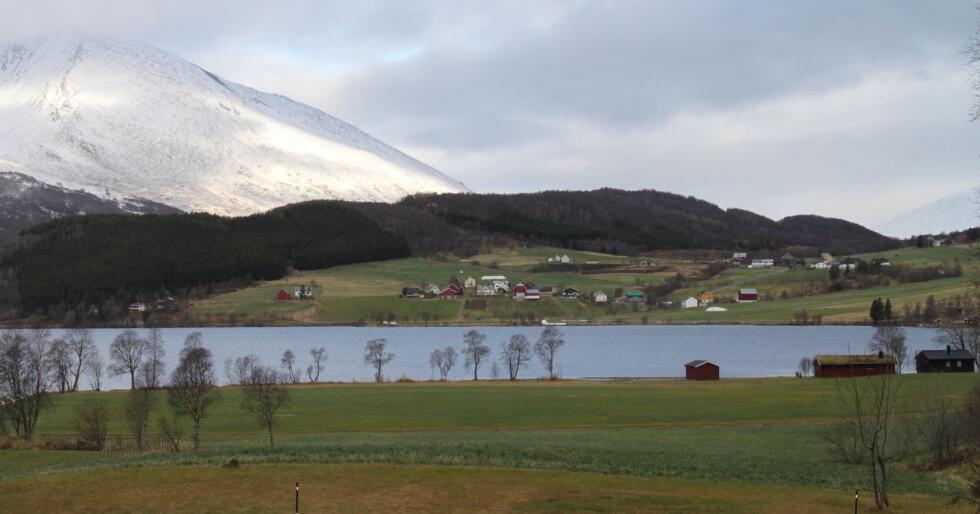 Illustrasjonsbilde, fra Eidsdal på Sunnmøre-