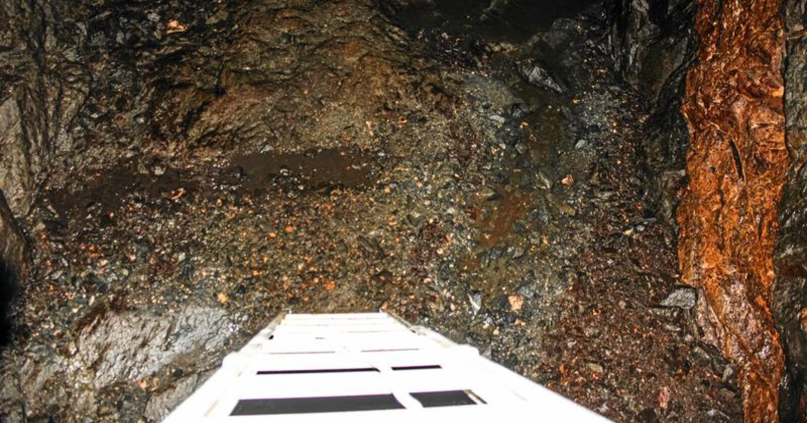 Smitte: Tidligere i sommer ble det oppdatet smitte i drikkevannet i Askøy. Smitten kan ha kommet fra dette høydebassenget. Foto: Jørgen Eide / NTB scanpix