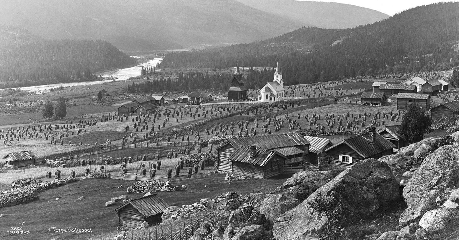 Foto: Axel Lindahl, Norsk Folkemuseum