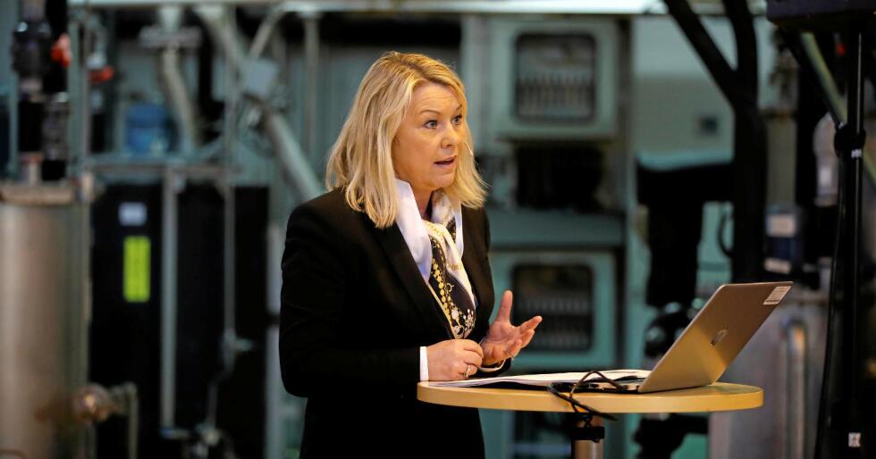 Interesser: Vi benytter handlingsrommet i EØS-avtalen, skriver bl.a. næringsminister Monika Mæland. Foto: Cornelius Poppe / NTB scanpix