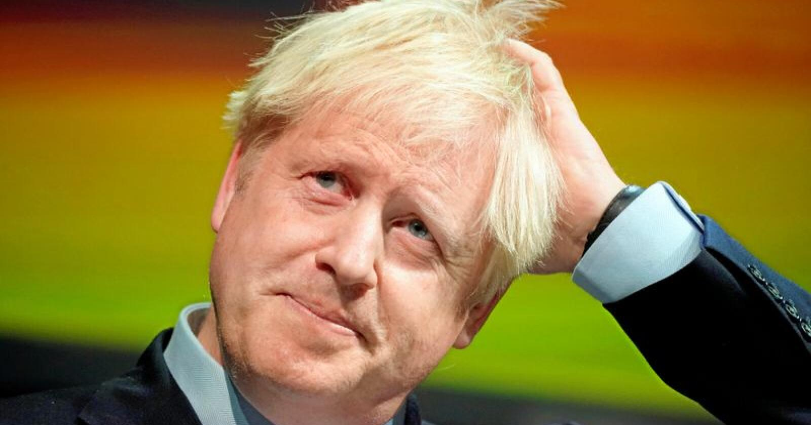 Boris Johnson. Foto: Christopher Furlong/ AP / NTB Scanpix