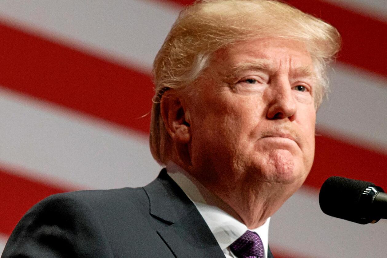 Usikker: USAs president Donald Trump vant så vidt presidentvalget i 2016, men konklusjonen etter 2017 er at verken han eller andre amerikanske politikere helt forstår hvorfor eller hva de bør gjøre nå. Foto: Evan Vucci / AP / NTB SCcanpix