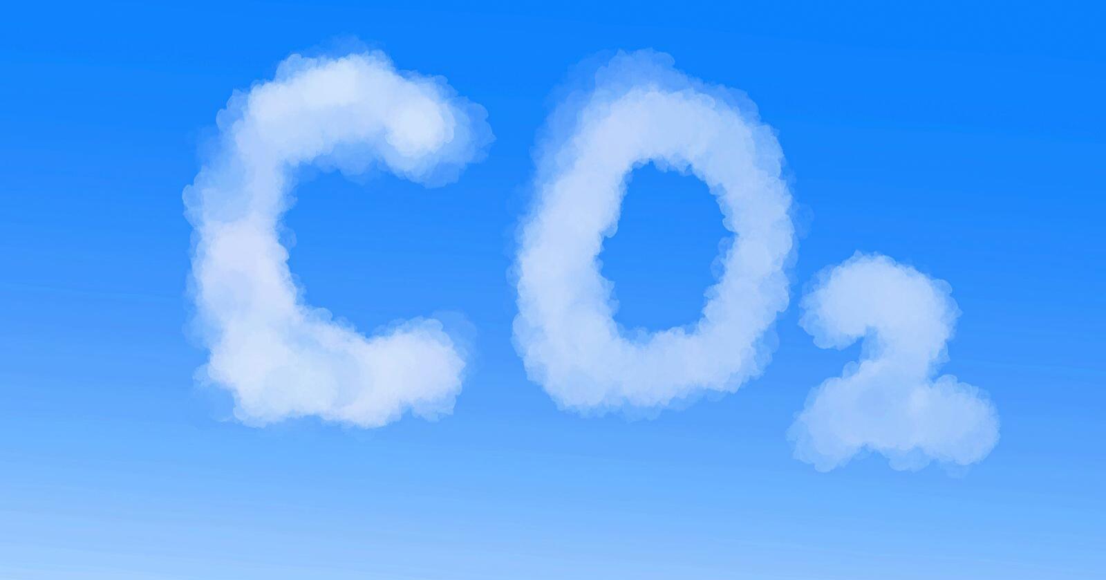 Sjøl med full stopp i CO2-utslipp, vil temperaturen være bortimot konstant i århundrer, skriver innsenderne av debattinnlegget. Illustrasjon: Mostphotos