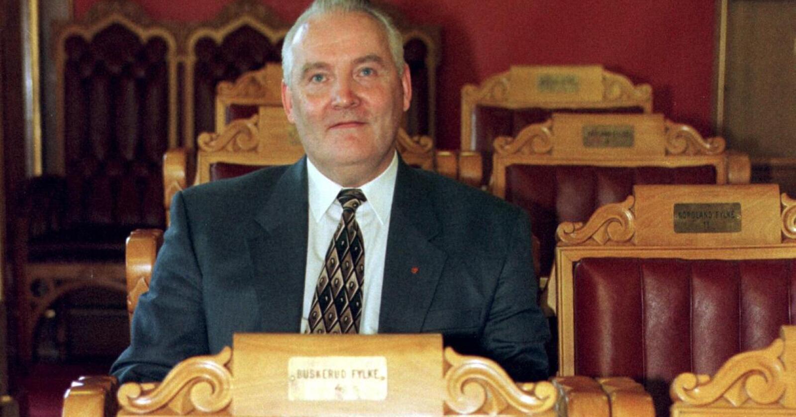 Tidligere statsråd Dag Jostein Fjærevoll (KrF) er død.