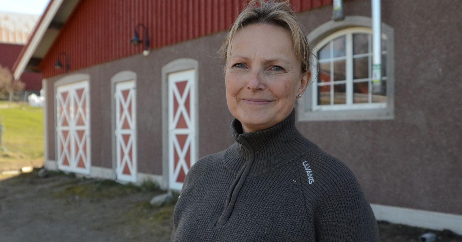 Trine Hasvang Vaag har vært styreleder i Nortura siden 2017. – Hensikten med gjennomgangen er å avdekke svakheter og identifisere rom for forbedringer, forklarer Hasvang Vaag. (Arkivfoto)